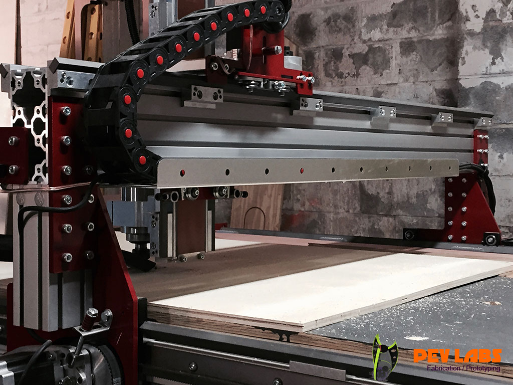 CNC Machine Gantry