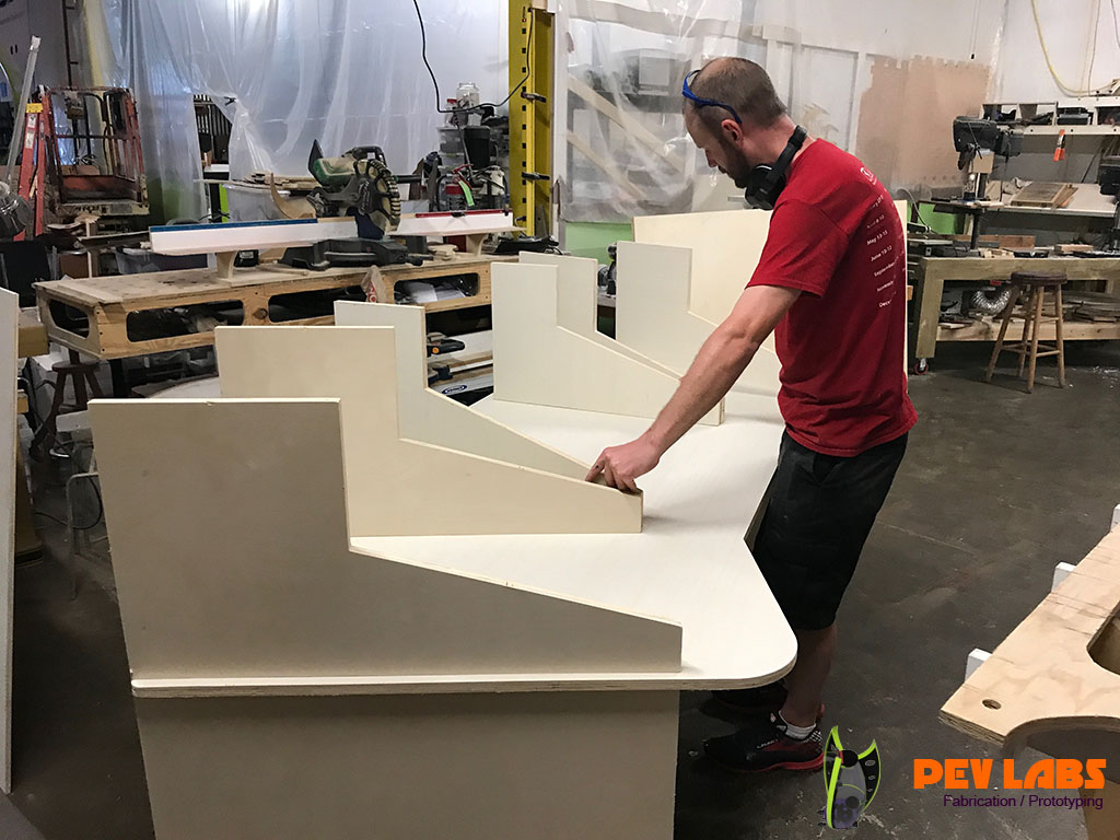 PEV Labs for Cofabbing - Co-working Fabrication