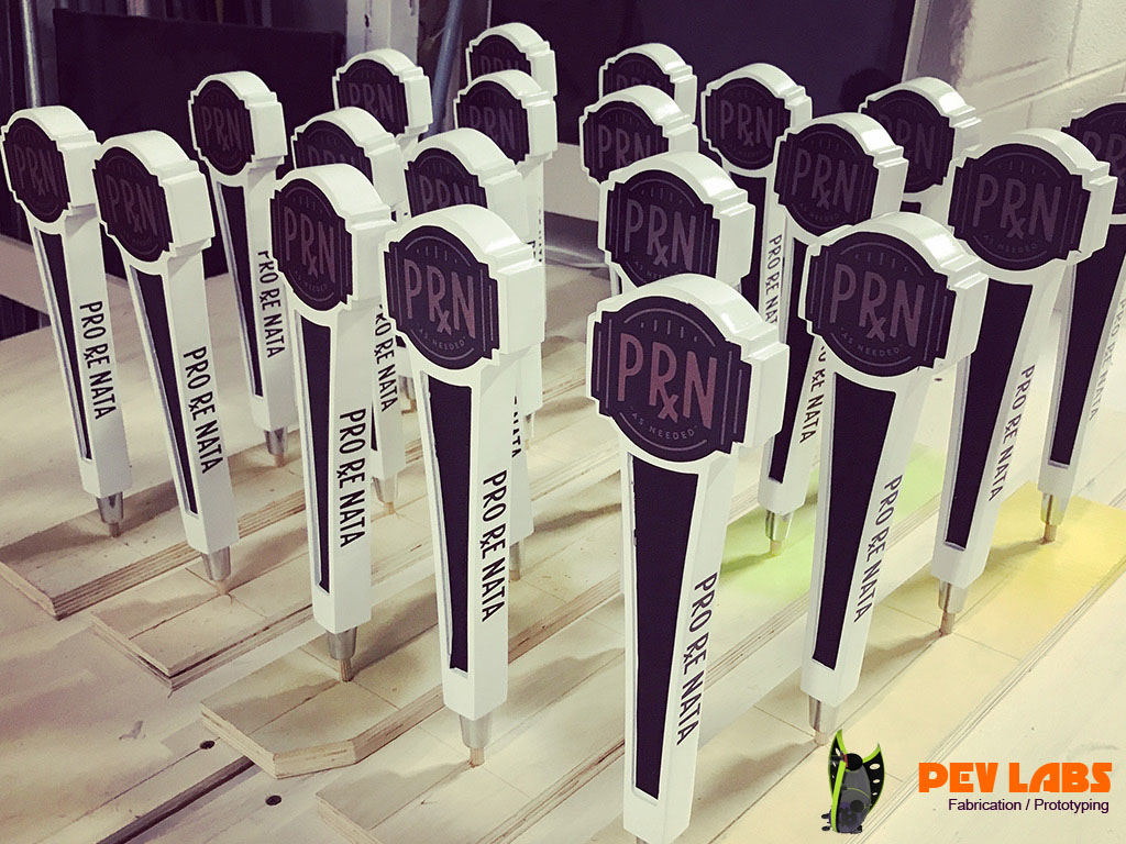 Pro Re Nata Resin Cast Tap Handles
