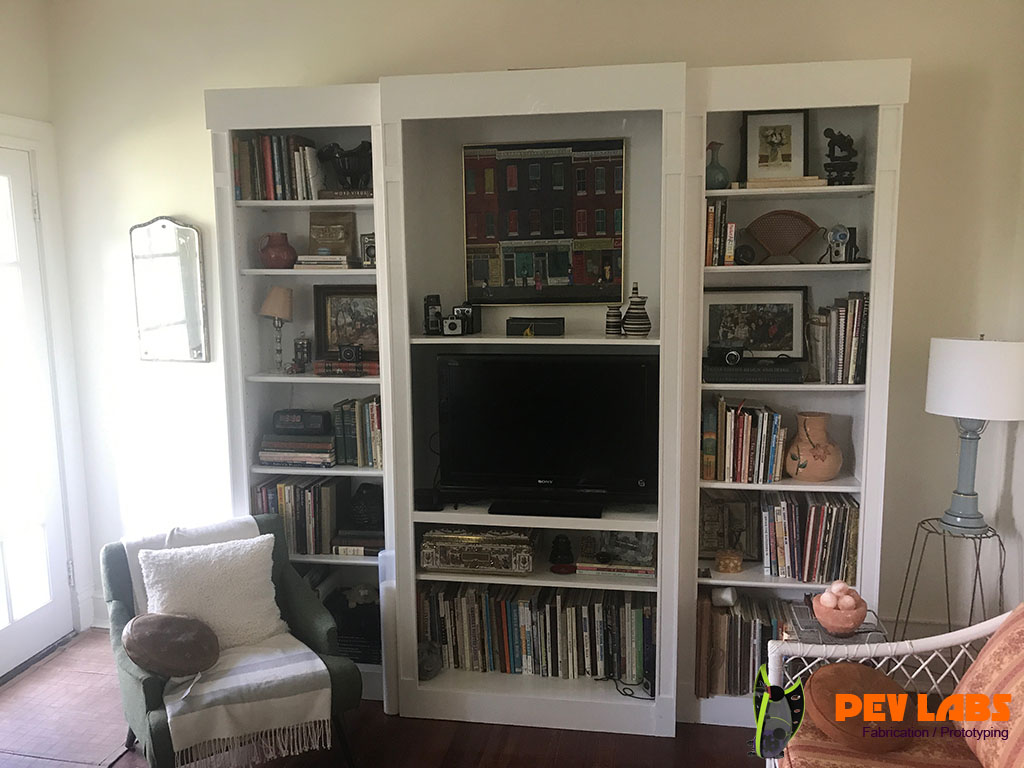 Custom Cabinetry Services Virginia