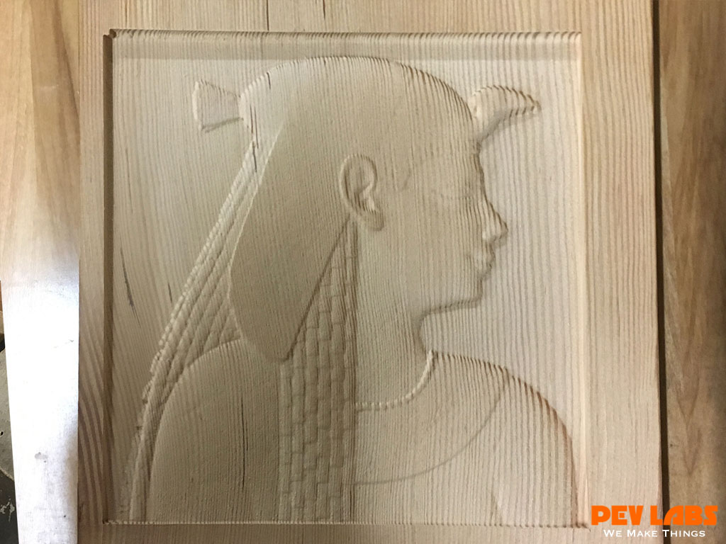 3D Milling and Engraving