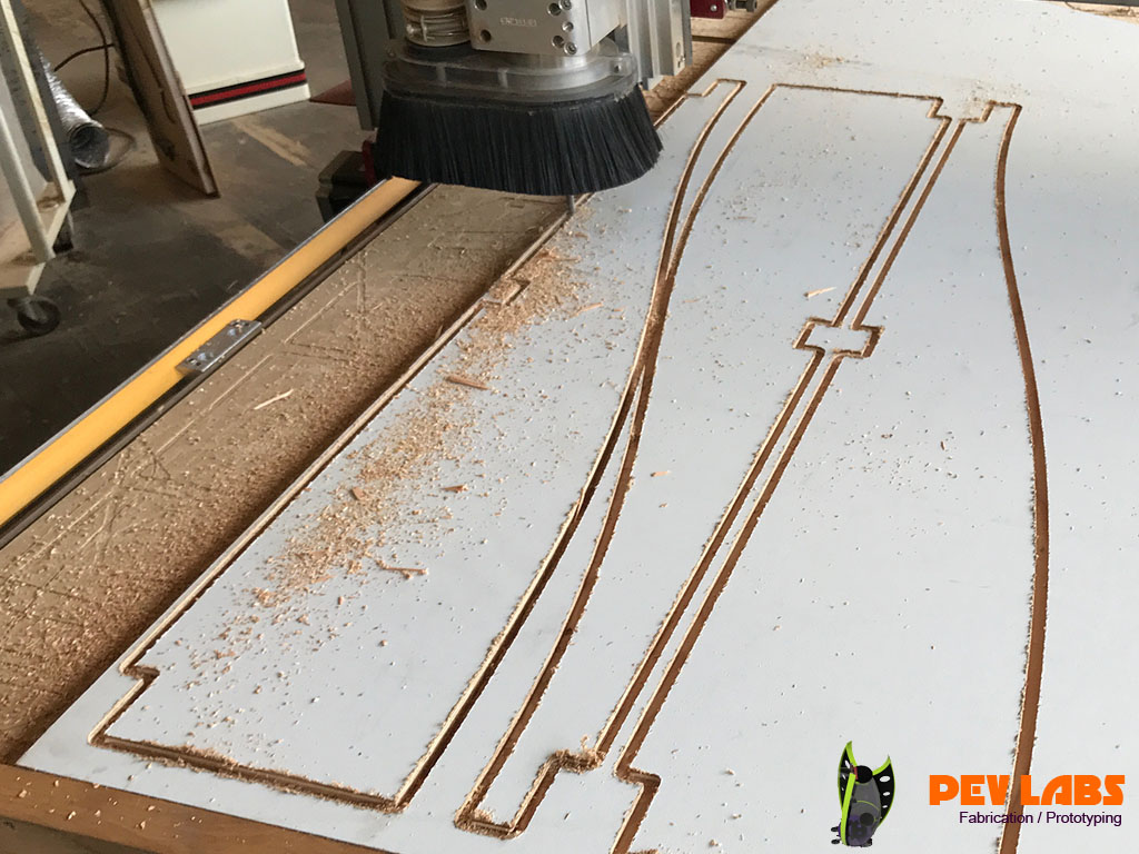 CNC Milling Assembly Jig Parts